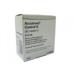 Accutrend Glucose Control Solution