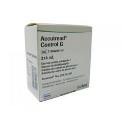 Accutrend Glucose Control Solution